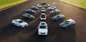bmw elektromobily