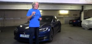 tesla model s problemy james may