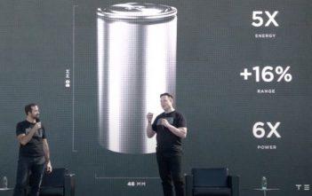 bateria tesla 4680