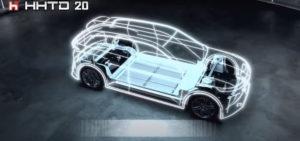 foxconn platforma elektromobily
