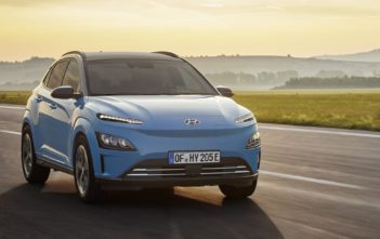 hyundai kona electric facelift