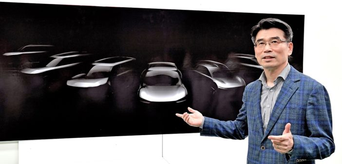 kia nove elektromobily