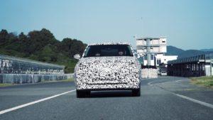 lexus elektromobil suv