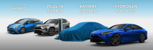 toyota elektromobil