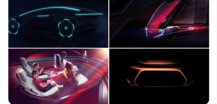 vw elektromobily dizajn