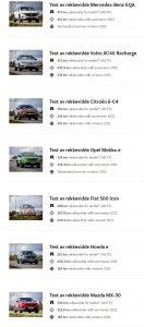 elektromobily dojazd test