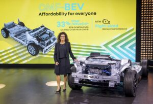 renault elektromobilita plany