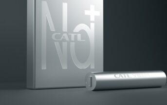 sodik-ionove baterie catl