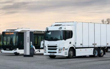 elektricke naftove nakladne vozidlo emisie porovnanie